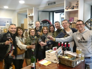#italopendola Great wine tasting