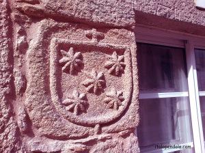Fonseca family coat of arms
