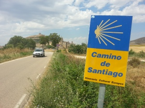 Camino de Santiago 2013
