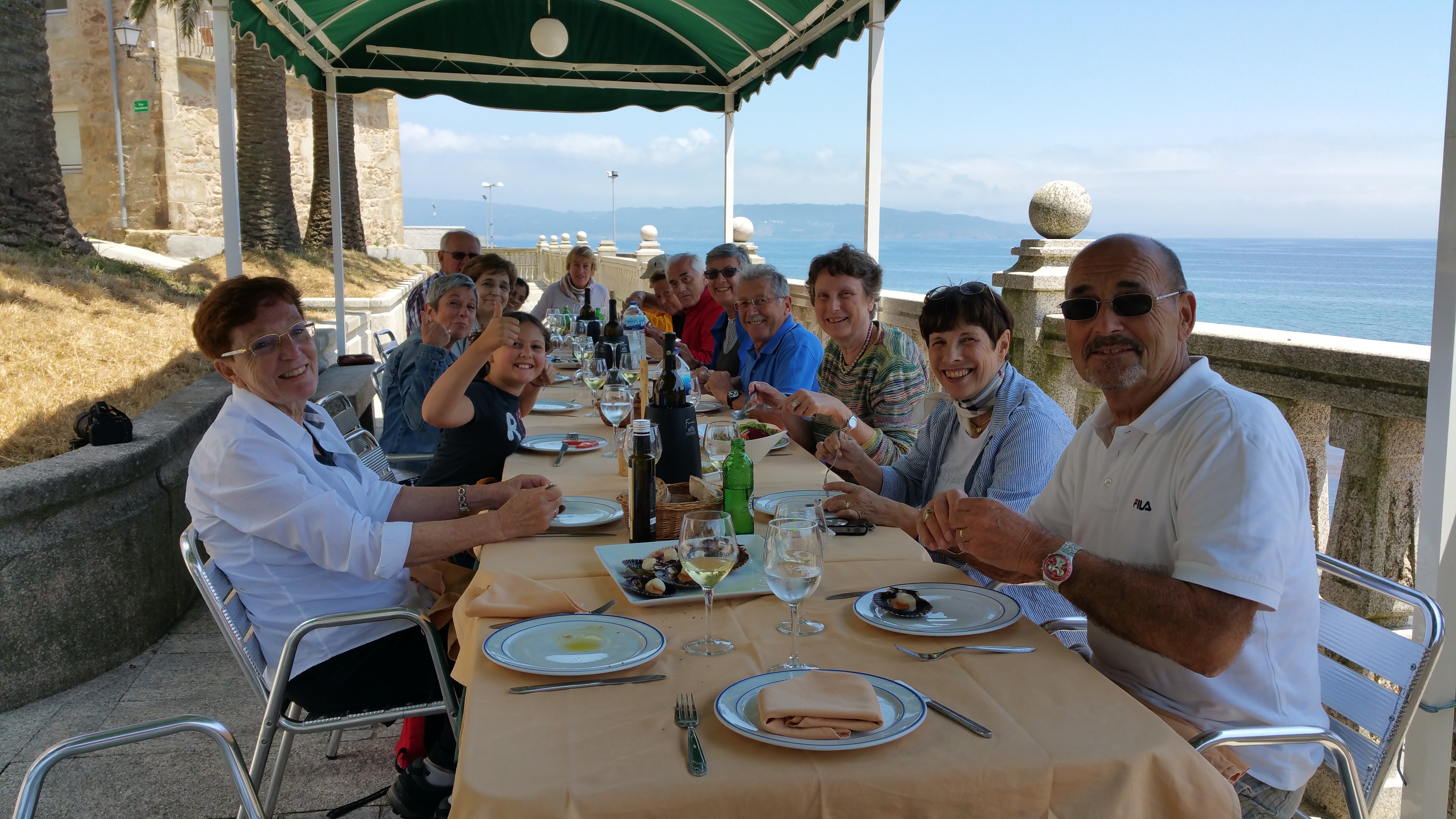 finisterre lunch